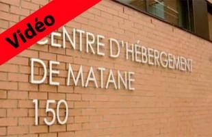 Vidéo sur le service alimentaire au CSSS de Matane : la réussite d'un… échec!