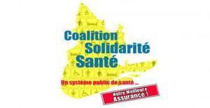 logo coalition solidarité santé