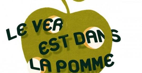 Pétition dans le cadre de la campagne Le ver est dans la pomme