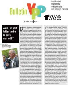 Bulletin VPP
