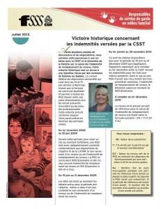 Victoire CSST RSG
