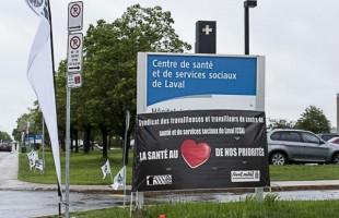 Compressions budgétaires au CISSS de Laval