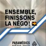 Grève dans les soins préhospitaliers d'urgence