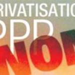 Visuel Privatisation PPP Non