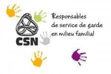 Négociation dans les services de garde en milieu familial
