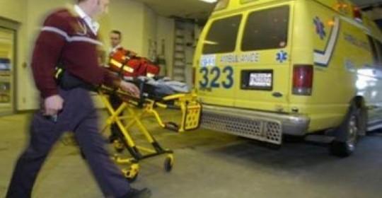 Une ambulance en moins pour le secteur d'Oka