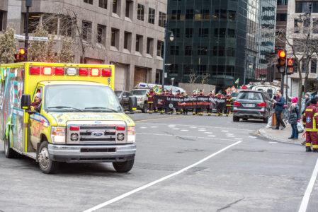 Manque d'effectif ambulancier