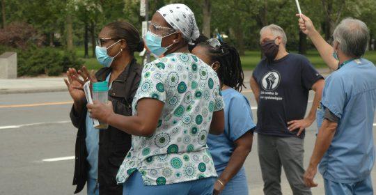 Arrêter de tourner en rond pour sauver notre réseau de santé et de services sociaux