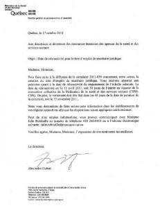 lettre msss 2011