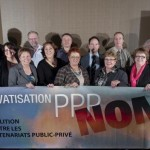 L'opposition aux CHSLD en PPP s'étend à d'autres régions et lance un manifeste