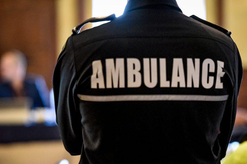 Les paramédics exigent un accès sécuritaire aux hôpitaux