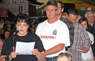 Maintien de l'hôpital à Baie Saint-Paul : une preuve que la mobilisation a des impacts