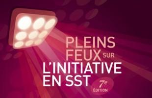 Participation au concours Pleins feux sur l'initiative en SST