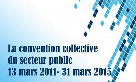 400 délégué-es du secteur public en formation sur la convention collective 2010-2015