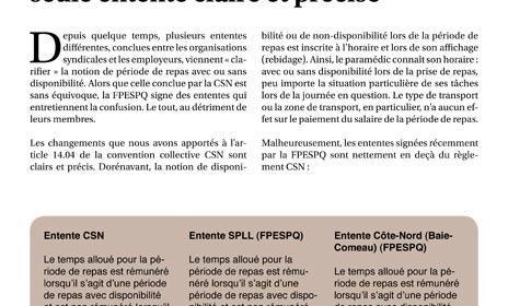 Bulletin Info secteur préhospitalier, avril 2011