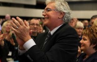 63e Congrès – Louis Roy, nouveau président de la CSN
