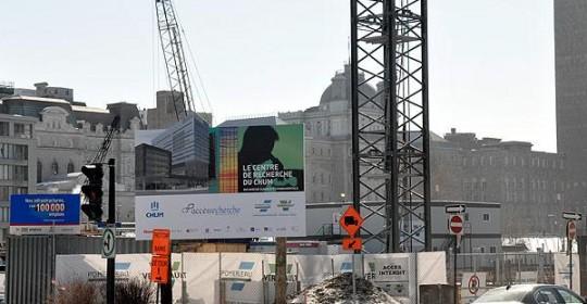Construction du CHUM en PPP : il faut mettre fin à cette saga, dit la FSSS