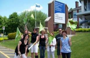 Vague de privatisation des services publics en Gaspésie