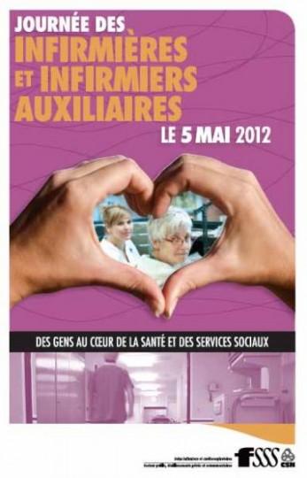 Journée des infirmières et infirmiers auxiliaires