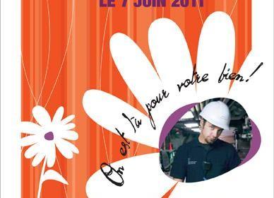 7 juin, Journée du personnel des services auxiliaires et métiers