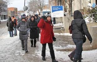 Compressions au CSSS Jeanne-Mance: le syndicat interpelle le ministre Bolduc