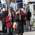 Un an de coupes au CSSS Jeanne-Mance : commémoration du triste anniversaire