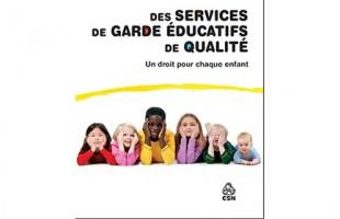 Services de garde éducatifs à la petite enfance