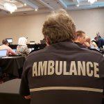 Accès aux garages des centres hospitaliers pour les ambulances