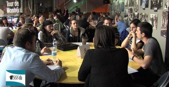 Vidéo sur le colloque du comité des jeunes de la FSSS-CSN
