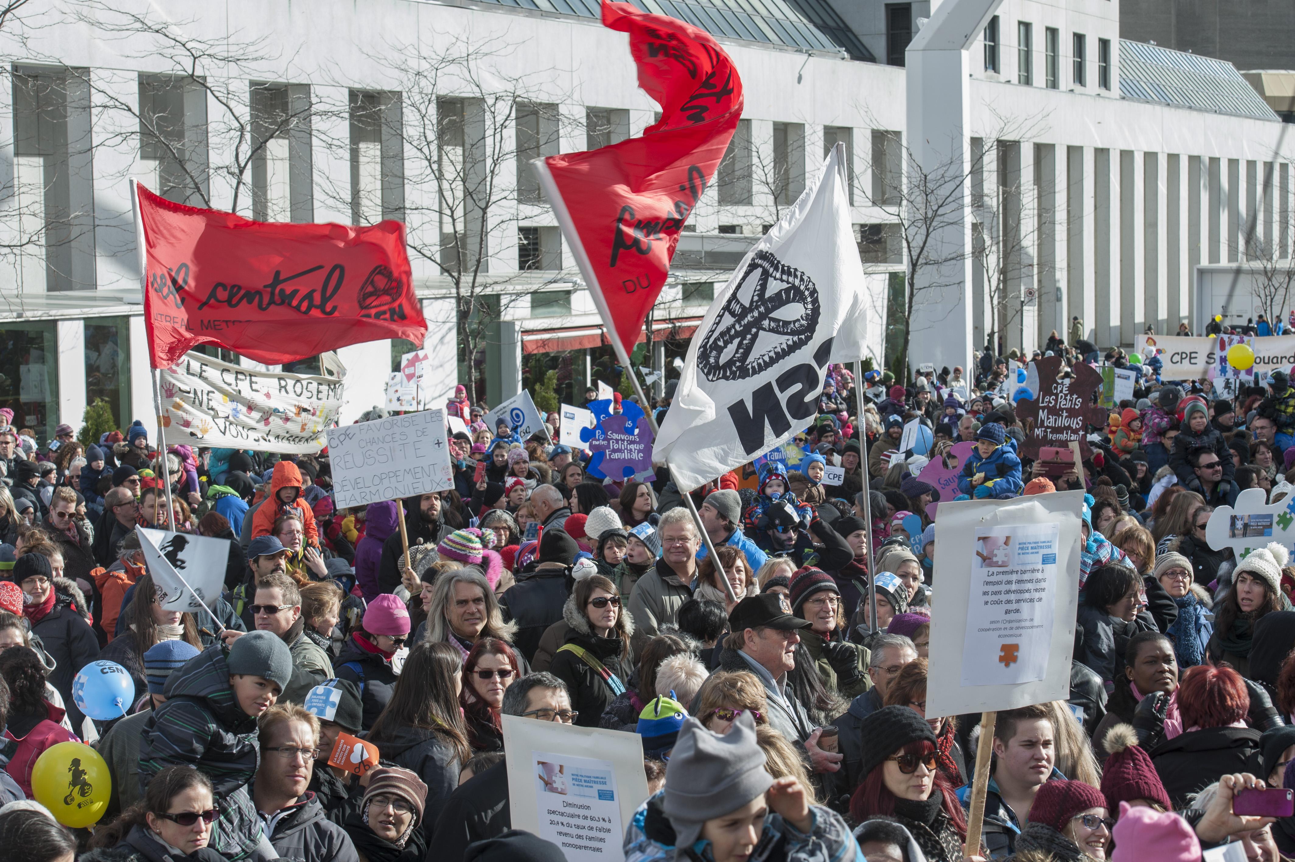 L'objectif du gouvernement Couillard : Démanteler le modèle québécois pour adopter le modèle canadien
