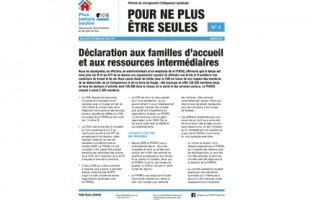 Bulletin d'information des RI-RTF #4