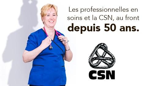 La FSSS-CSN poursuit la bataille pour l'équité salariale