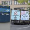 Dévoilement des nouveaux bâtiments du CHU Sainte-Justine