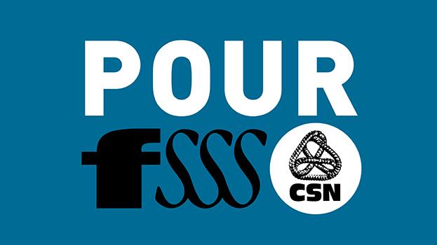 Les délégué-es de la FSSS-CSN élisent leur nouvel exécutif