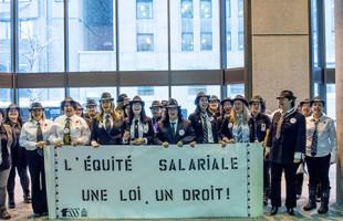 La FSSS-CSN fait le point sur les plaintes de maintien de l'équité salariale
