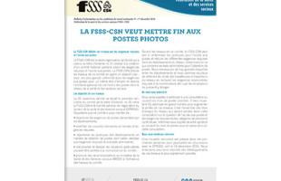 Bulletin d'information sur les conditions de travail nationales #1