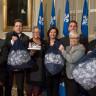 4000 éprouvettes signées et plus de 7000 signatures arrivent à l'Assemblée nationale