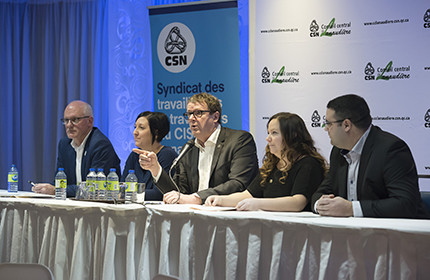 Soins à domicile dans Lanaudière : La CSN demande un engagement fort pour le secteur public