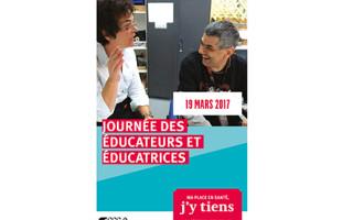 Journée des éducatrices et éducateurs