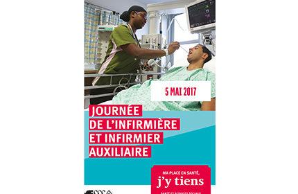 Journée de l'infirmière et de l'infirmier auxiliaire