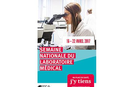 Semaine nationale du laboratoire médical