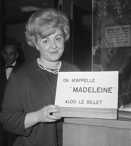 Décès de Madeleine Soucisse-Morgan, fondatrice de l'Alliance des infirmières de Sainte-Justine