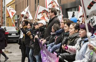 Il y aura grève dans les CPE les 7 et 8 novembre, à moins d'un règlement satisfaisant d'ici là !