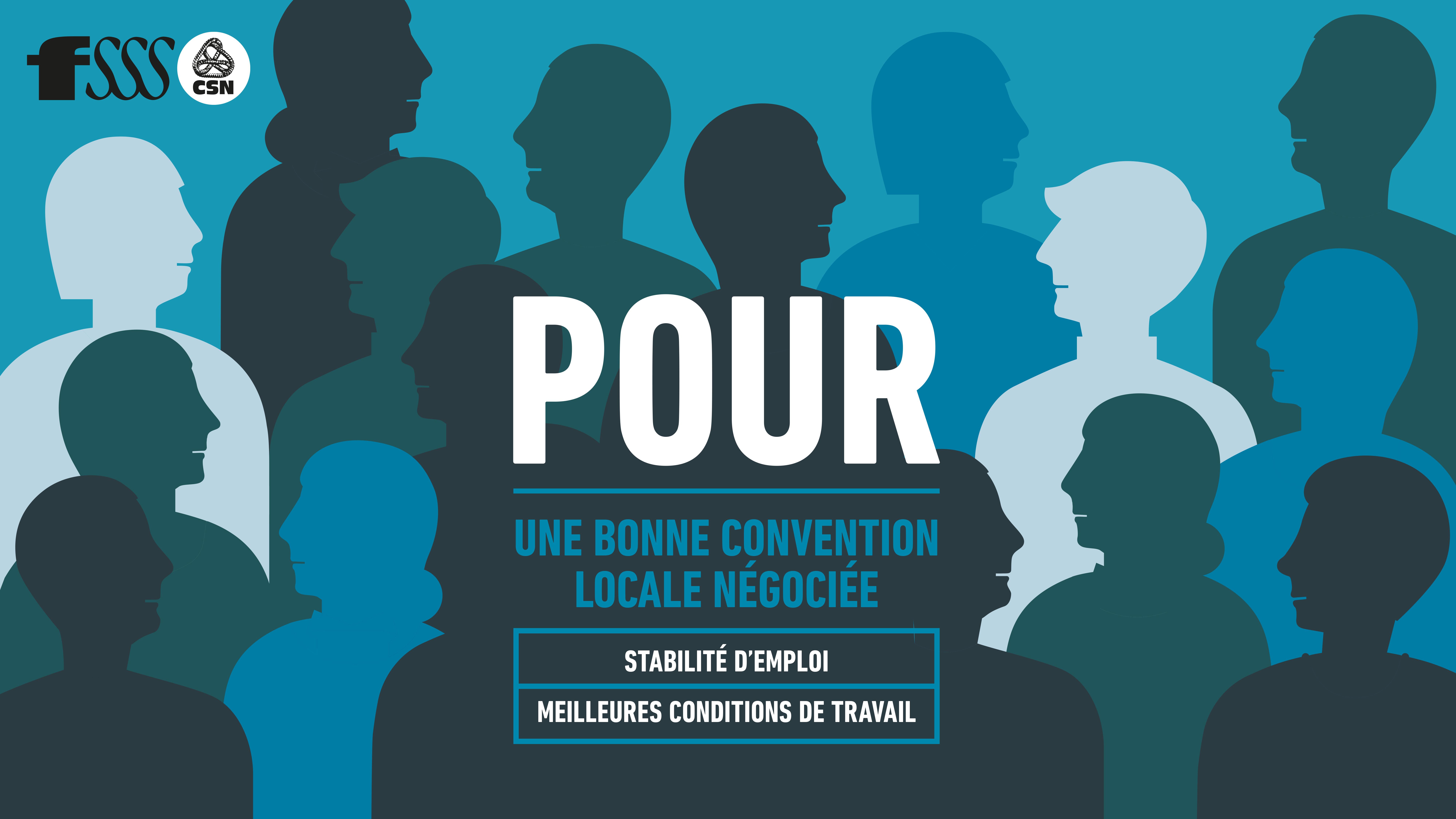Négociation locale : Entente de principe au CIUSSS du Saguenay–Lac-Saint-Jean