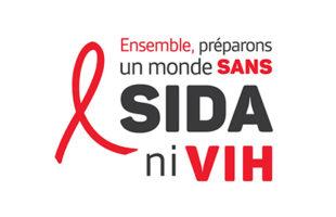 Ensemble, préparons un monde sans VIH/SIDA!