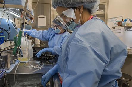 Qu'attend le gouvernement pour valoriser le travail des préposé-es au retraitement des dispositifs médicaux?