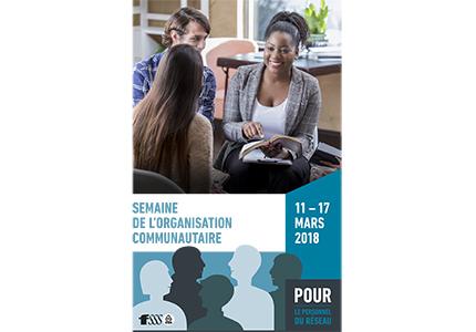La FSSS-CSN souligne la semaine de l'organisation communautaire