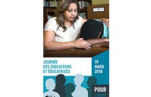 La FSSS-CSN souligne la Journée des éducatrices et éducateurs