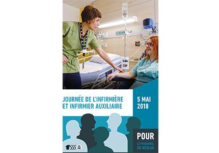 La FSSS-CSN souligne la Journée de l'infirmière et de l'infirmier auxiliaire