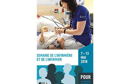 La FSSS-CSN souligne la Semaine de l'infirmière et de l'infirmier